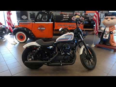 2021 Harley-Davidson® Iron 1200™ XL1200NS