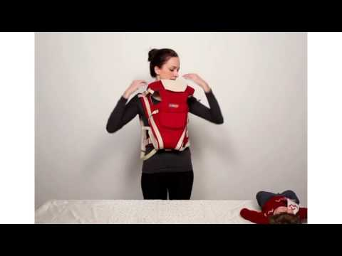 Baby Carrier Instructional Use Video by Brighter Elements