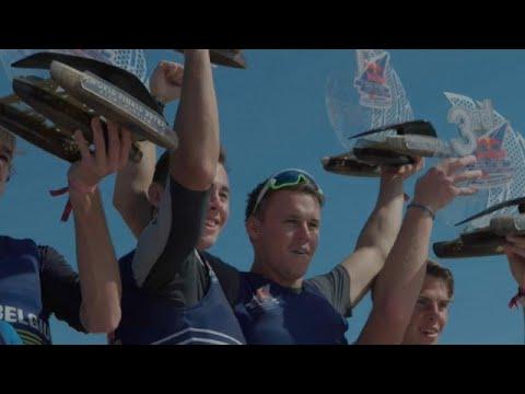 Red Bull Foiling Generation World Final: Πρωτιά για τη Νέα Ζηλανδία