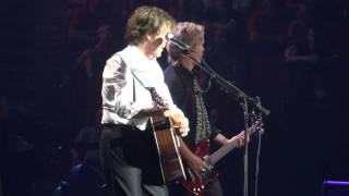 Paul McCartney I'm Looking Through You Live Montreal 2011 HD 1080P