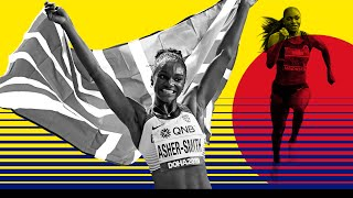 video: Watch | Dina Asher-Smith: How she became the greatest British female sprinter