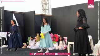 new مقتطفات من فعاليات مهرجان خورفكان المسرحي، والذي نظمت دورته السادسة، إدارة المسرح بدائرة الثقافة