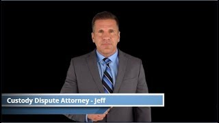 Custody Attorney - Jeff