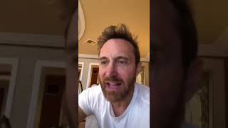 David Guetta  Mixing Key Stay (Don't Go Away)' Feat. RAYE!!!
