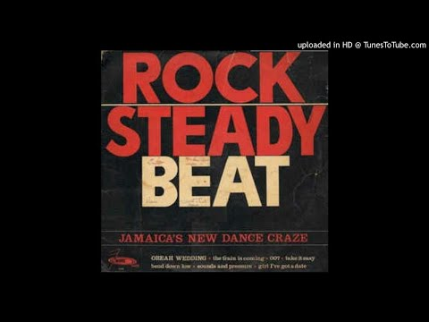 BLAZING ROCKSTEADY BEATS ft. Alton EllisHeptones Ken Boothe Horace Andy and more