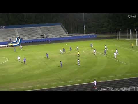 James Akintunde - College Soccer Recruiting Highlight Video - Class of 2019