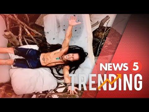 [News5]  Real life Tarzan