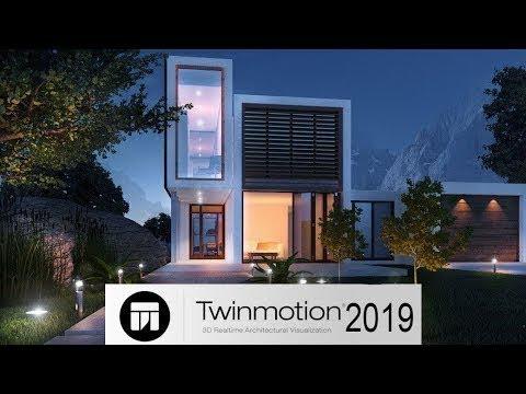 installation Twinmotion 2016 - смотреть онлайн на Hah Life