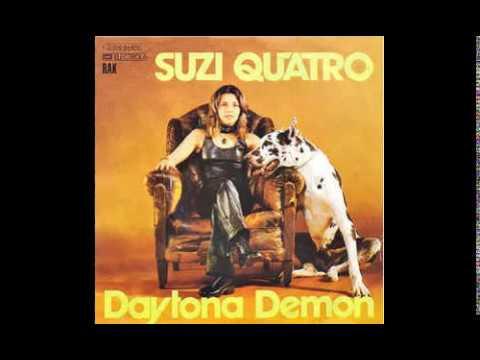 Suzi Quatro - Daytona Demon - 1973