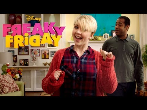 Just One Day ⏳ | Freaky Friday | Disney Channel