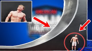 The Worlds Biggest Warped Wall - Ninja Warrior