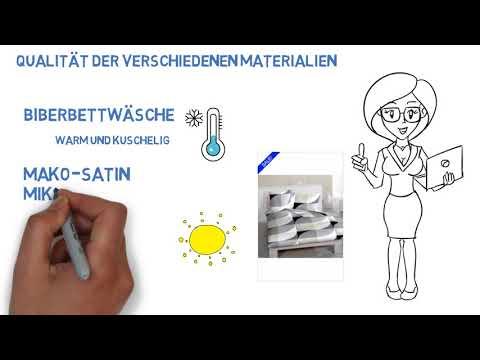 Die richtige Bettwäsche für jeden Typ - Ratgeber - Onlinebettwaren.ch
