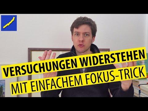 Mehr Selbstkontrolle mit Fokus Trick - Walter Mischel: Der Marshmallow Test