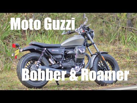 Moto Guzzi V9 Bobber & Roamer Review