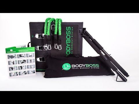 BodyBoss 2.0: 1st Home Gym You Can Take Anywhere-GadgetAny