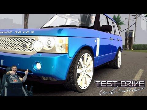 ПОНТОРЕЗКА в Test Drive Unlimited!  ReincarnaTion Мод онлайн видео