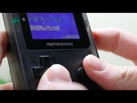 """The RetroMini - A Modern Mini """"GameBoy"""""""