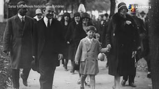 Momente din viața Reginei-mamă Elena a României