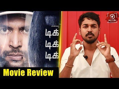 Tik Tik Tik Movie Review | #SRK Leaks | Jayam Ravi