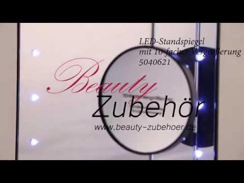 5040621 LED-Standspiegel
