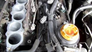 2003 Infiniti G35/Nissan 350Z VQ35 Ignition Coil and Valve
