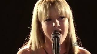 Amber Carrington Sad The Voice USA 2013 Season 4 Top 5 HD
