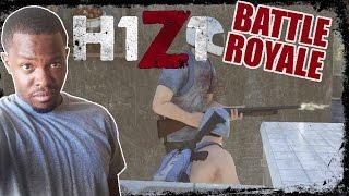 H1Z1 Battle Royale Gameplay - POOR FELLA | H1Z1 PC Gameplay