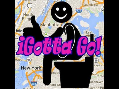 Video of iGotta Go!