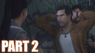 Battlefield Hardline Gameplay Walkthrough Part 2 - HUNTING TYSON! | BFH PS4 Walkthrough