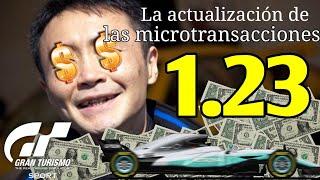 Gran Turismo Sport - Analizando la polémica actualización 1.23 y micropagos | Mi más sincera opinión