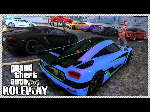 GTA 5 ROLEPLAY - HUGE CAR SALE BUYING NEW RIDES | Ep. 489 Civ