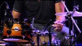 Wire Brush Drum Solo and Demonstration by Zoro The Drummer