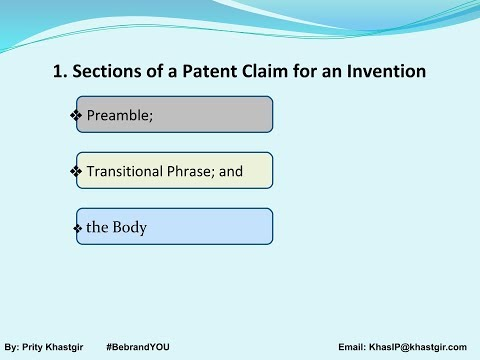Paper II Guide- Patent Agent Exam Training Modules #patentclaims ...
