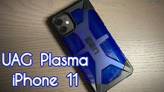UAG Plasma for iPhone 11 Unboxing - Blue