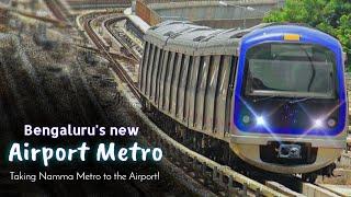 Bengaluru Airport Metro - Making Travel a Matter of Minutes!