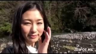 清楚美人人妻が再会の連絡して温泉不倫旅行に出掛ける美人奥様【YouTube 動画】