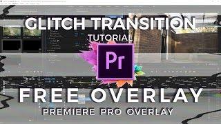 glitch effect premiere pro