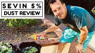 Sevin Dust Review - Does Sevin Dust Work?