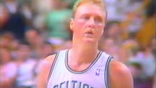 Larry Bird, A Basketball Legend (1991 NBA Documentary)