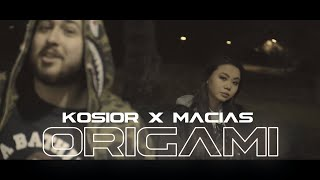 KOSIOR X MACIAS - ORIGAMI (Official video)