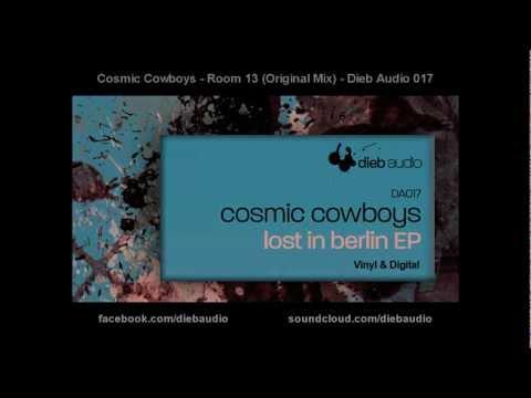 Cosmic Cowboys - Room 13