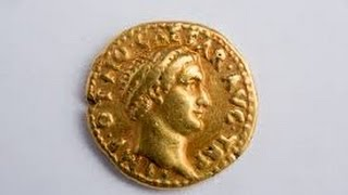Roman Coins and how the Romans Lived