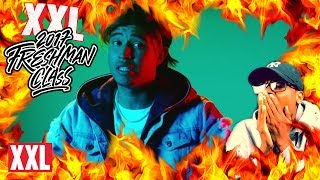 Kap G Is Mexican? | Kap G XXL Freshman 2017 | Reaction