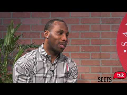 Scots Talk Interview with NFL Player Anquan Boldin