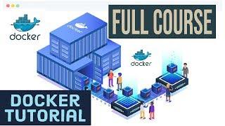 Docker Tutorial for Beginners | Learn Docker in 2 Hours (Full Course) | DevOps Training