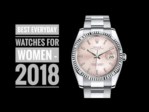 The Best Watches For Women – 2018   Armand The Watch Guy