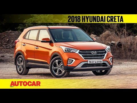2018 Hyundai Creta Facelift | First Look Review | Autocar India