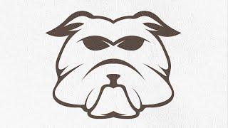 logo design illustrator - adobe illustrator logo design tutorial how to make head dog logo design
