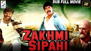 Zakhmi Sipahi  Dubbed Full Movie  Hindi Movies 2016 Full Movie HD