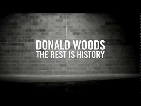 Donald Woods: The Rest Is History Promo